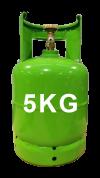 boutelle 5kg gaz réfrigérant en France